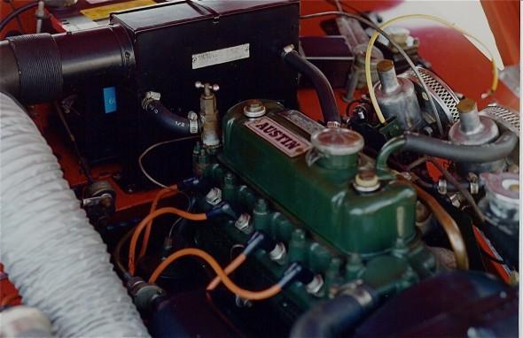 The Mighty 948cc Powerplant