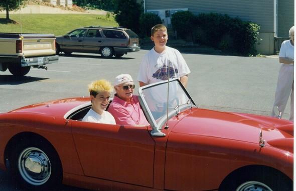 John, Scott & Pap Pap