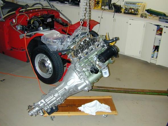 Motor Ready to Install
