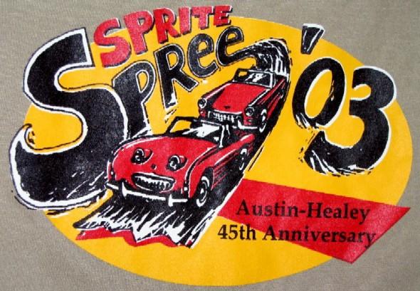 Sprite Spree Logo
