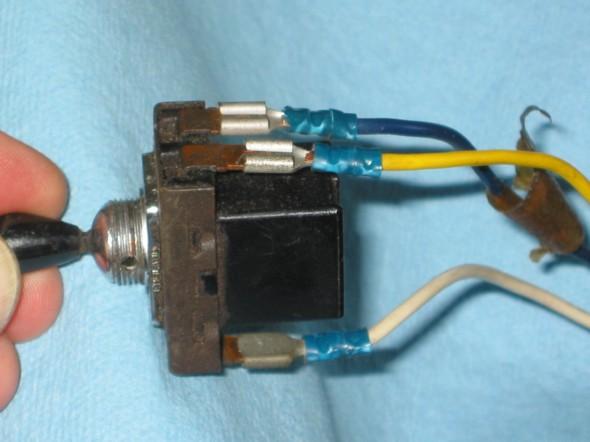 turn signal switch