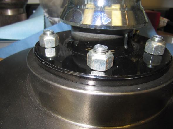 Rotor/Hub Nuts