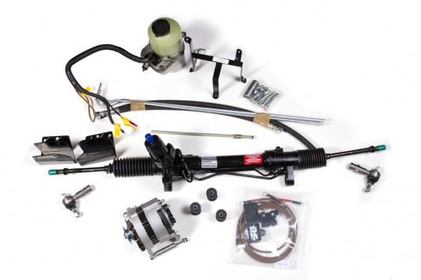 Wilkinson R & P Kit Components