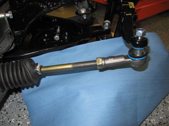 RH Rod End to Lever