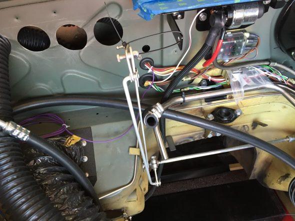 Accelerator Shaft Assembly