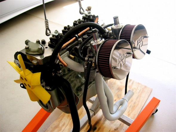 Clean Motor Assembly