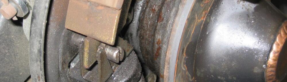 Bugeye rear Brakes