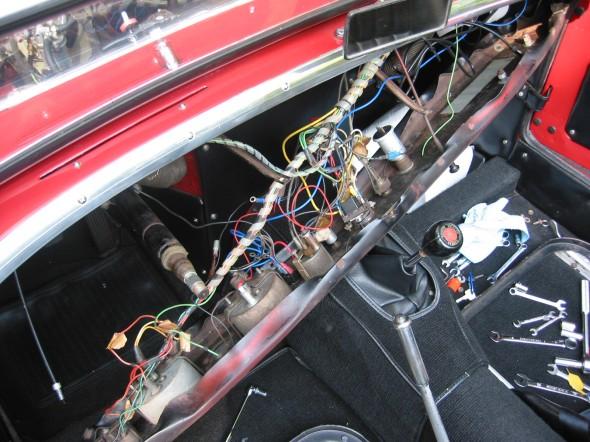 Dash Wiring!