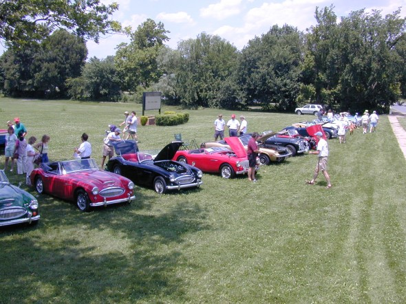 Popular Car Show, Frederick, MD