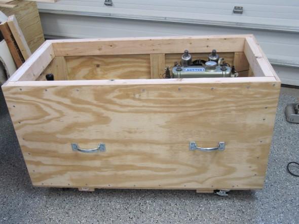 Engine Storage Box
