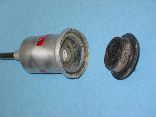 Washer Pump Open