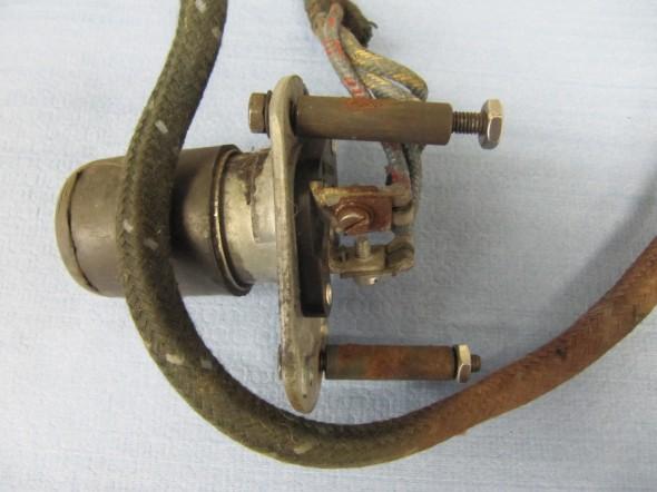 Headlamp Dipper Switch