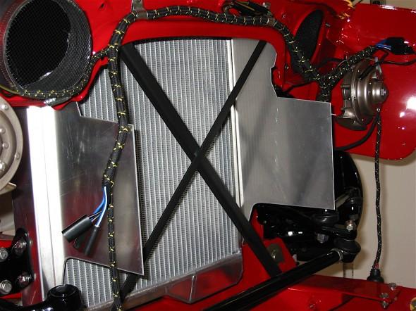 Radiator Baffles