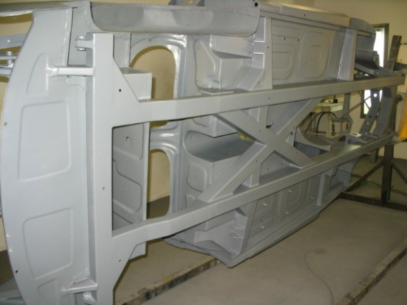 Primed and Ready for Paint