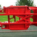 Red Jule Frame