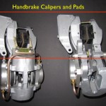 Handbrake Calipers