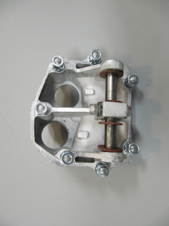 Brake & Clutch Master Cylinder Housing and Pedals