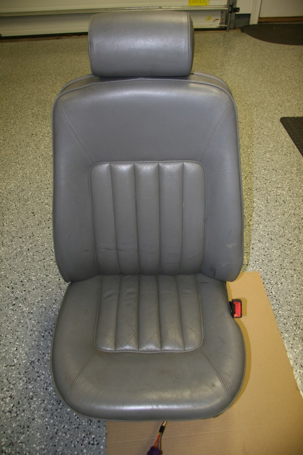 1990 Daimler Front Seats
