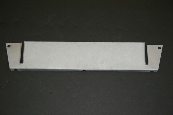 Rear Shield for Scuttle Ventilator Assembly