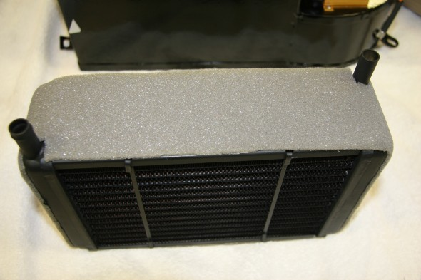 Clayton Heater Matrix with Padding