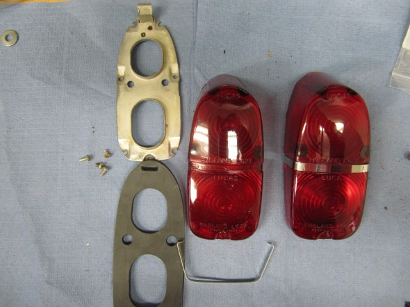 Tail Light Parts