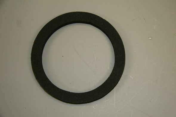 Rubber Seal from heater to Dash Volute