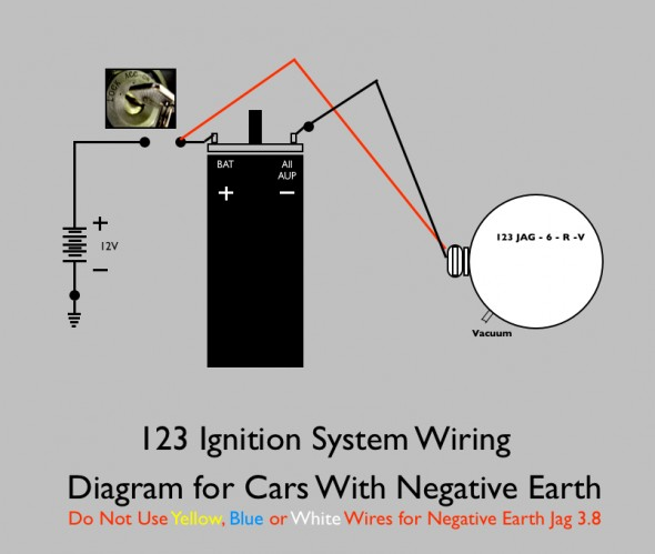 123 Ignition Wiring Diagram