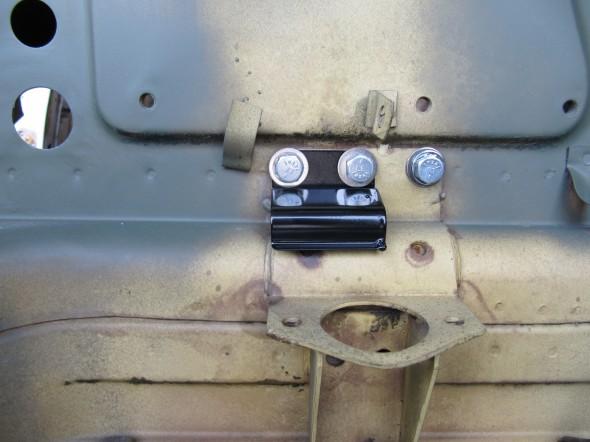 Heater Pipe Clip