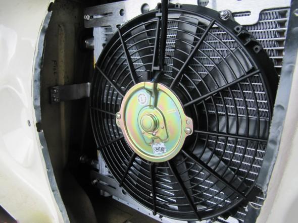 SPAL 12 Inch Fan