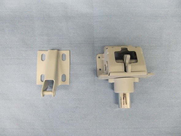 Trunk Lid Lock with Striker Assembly