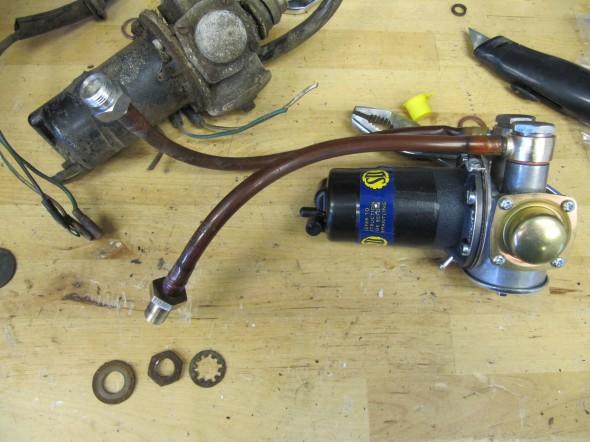 SU Electronic Petrol Pump AZX1308EN