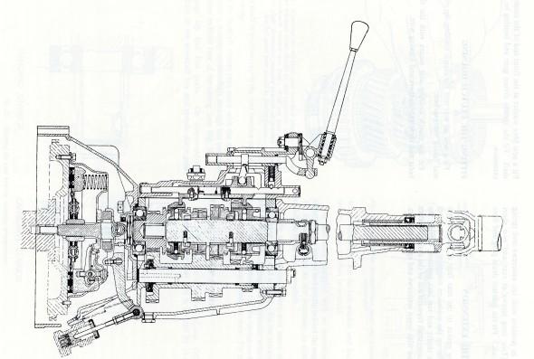MK2 Gearbox