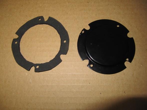 Foam gasket for Steering column blanking plate