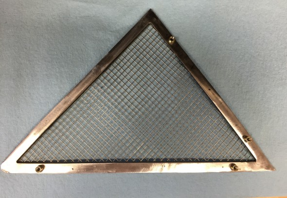 Fabricated Ventialtion Screen
