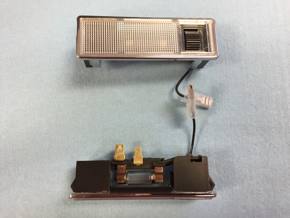 XJ40 Headrest Lamp