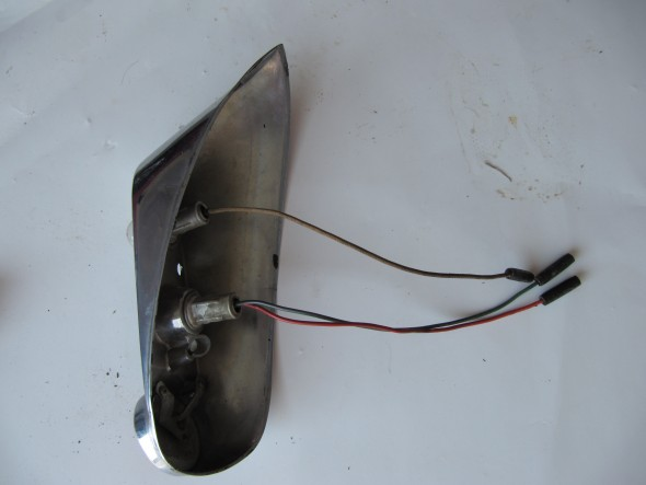 Tail Light Wire Leads