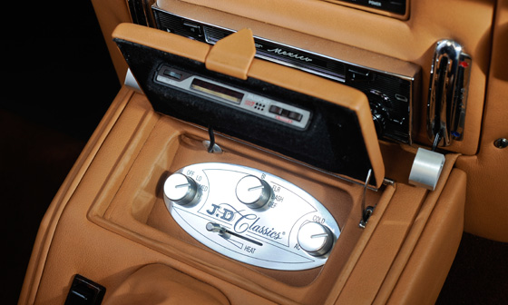 J.D. Classic Air Conditioning/ Heating Controls